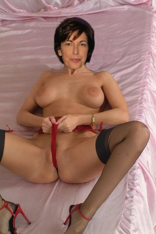 British milf angie george on the bed - 1 9